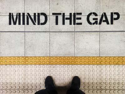 CMMC gap analysis / CMMC Assessment - mind the gap